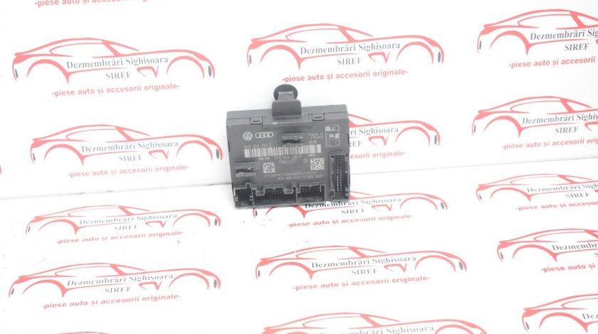 Modul usa stanga fata Skoda Superb 2 8X0959793E 620