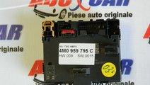 Modul usa stanga spate Audi A4 B9 8W cod: 4M095979...