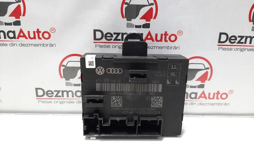 Modul usa stanga spate, Audi A5 Sportback (8TA) [Fabr 2009-2015] 8T0959795B (id:427453)