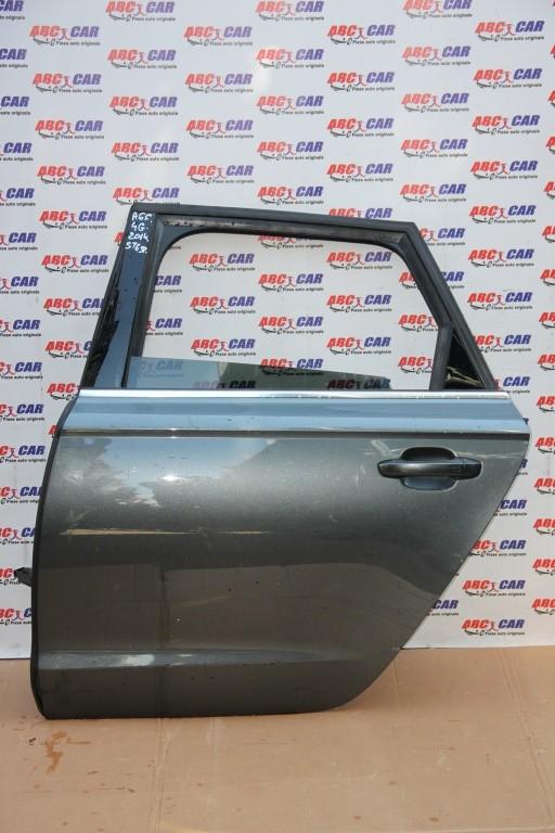 Modul usa stanga spate Audi A6 4G C7 model 2014
