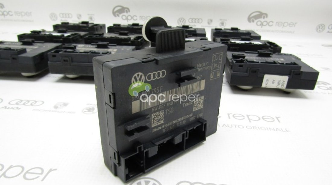 Modul usa stanga spate Audi Q5 8R / Audi A4 B8 8K - Cod: 8K0959795F