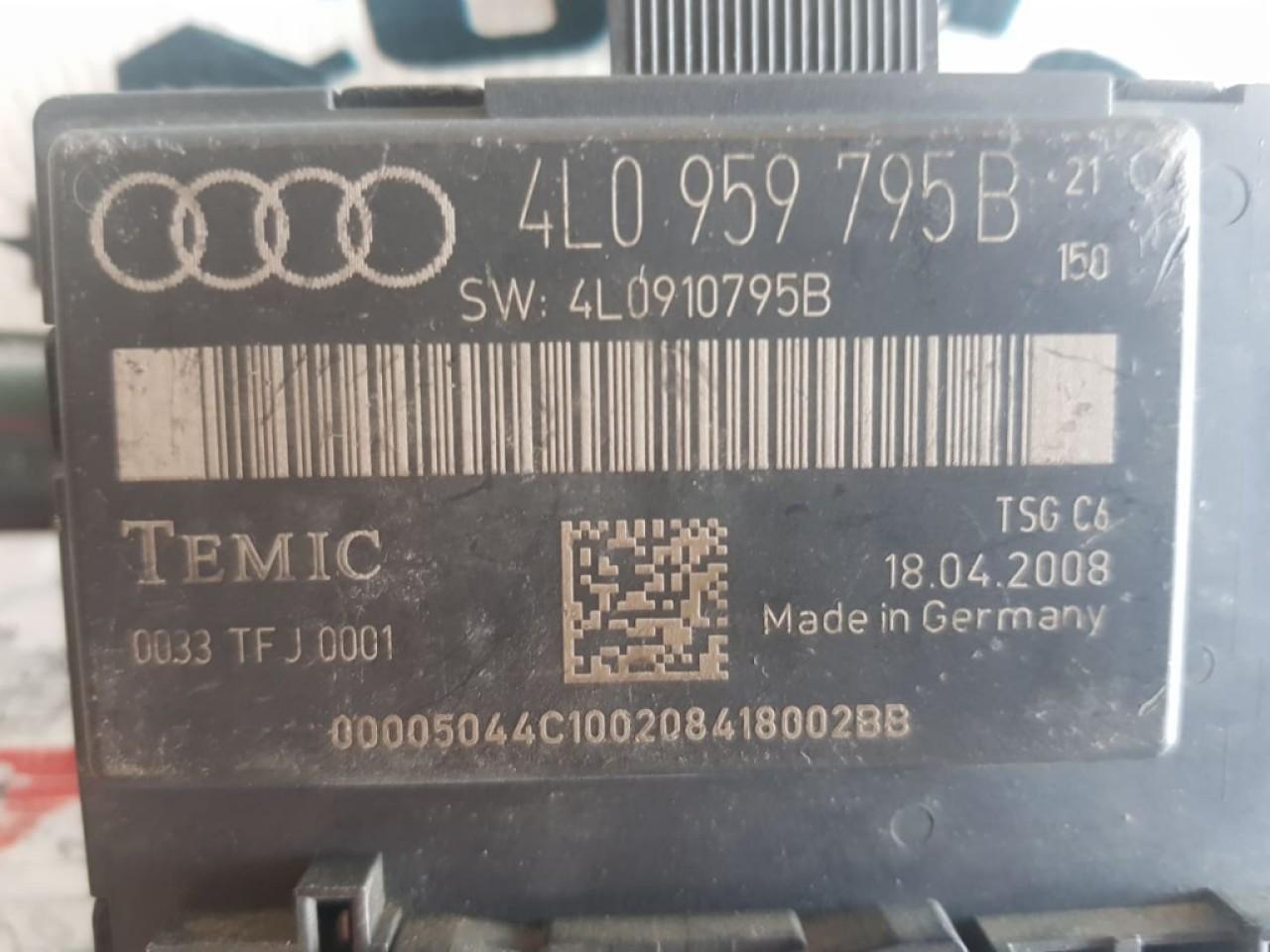 Modul usa stanga spate Audi Q7 4l0959795b