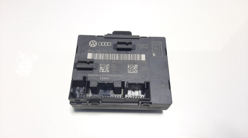 Modul usa stanga spate, cod 8K0959795A, Audi A4 (8K2, B8) (id:423416)