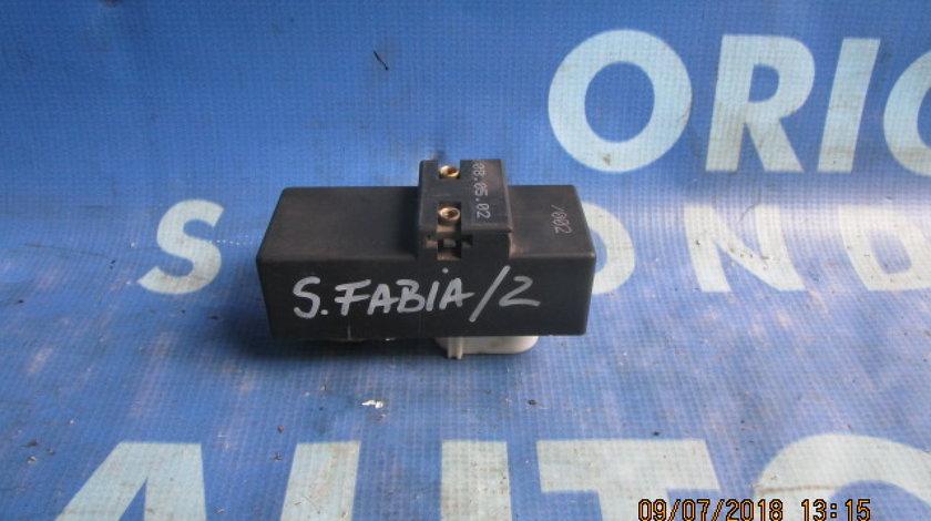 Modul ventilator Skoda Fabia 1.4i;1J0909506