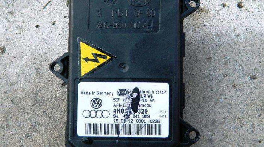 Modul xenon adaptiv AFS Audi,VW cod 4H941329