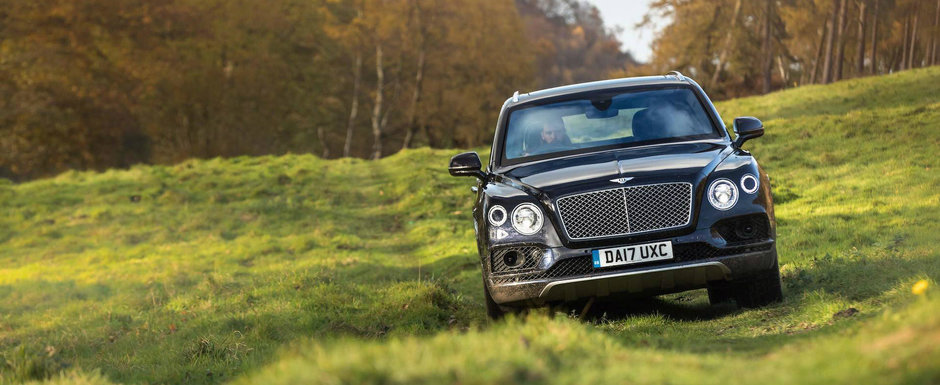 Moft de peste 200.000 de euro. Bentley a creat un Bentayga special pentru...vanatori