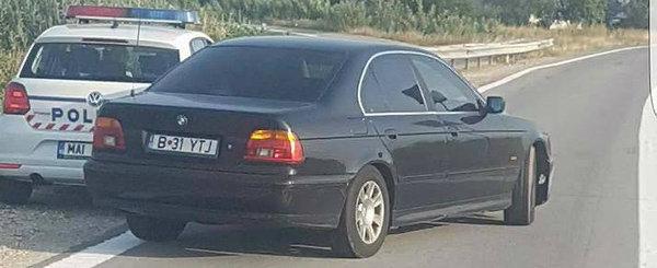 Momeala pentru fraieri: BMW-ul cu radar care ii forteaza pe soferi sa o calce este real