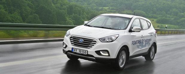 Moment important pentru Hyundai la inregistrarea unui nou record de viteza