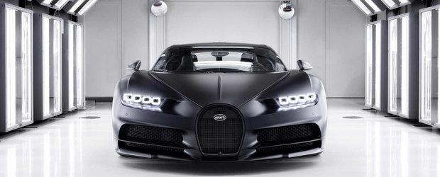 Moment istoric pentru Bugatti. Francezii au terminat de asamblat al 250-lea exemplar de CHIRON