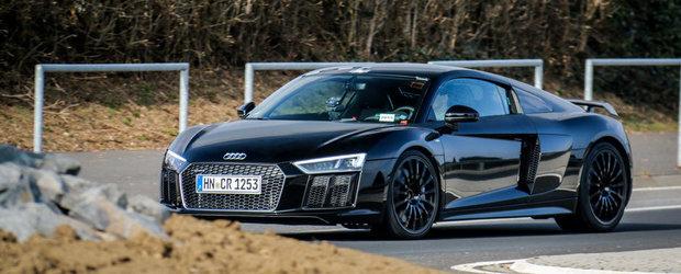 Momentul Adevarului: Cum arata in realitate noul Audi R8