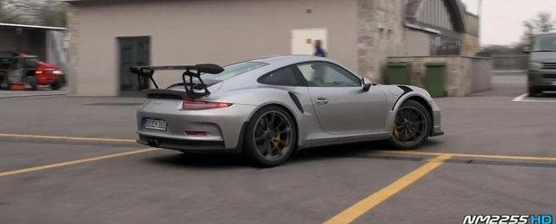 Momentul Adevarului: Cum arata in realitate noul Porsche 991 GT3 RS