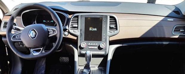 Momentul adevarului: Cum arata in realitate noul Renault Talisman