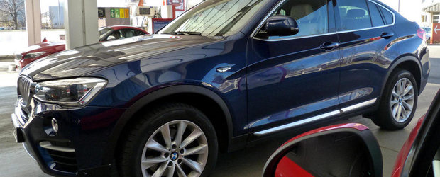 Momentul adevarului: Cum arata in realitate noul BMW X4