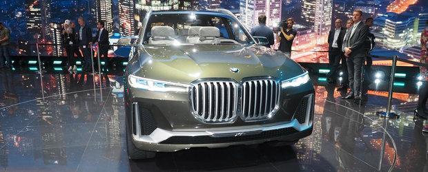 Momentul adevarului. Cum arata in realitate noul X7, masina care a starnit un val de critici din partea fanillor BMW