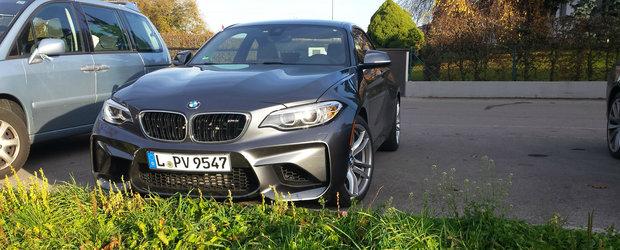 Momentul adevarului: Cum arata in realitate proaspat lansatul BMW M2 Coupe