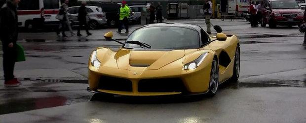 Momentul adevarului: Cum suna noul Ferrari LaFerrari
