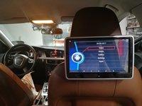 "MONITOARE TETIERA ANDROID DEDICATE AUDI BMW MERCEDES VW HYUNDAI 10"" HD USB SD INTERNET TOUCHSCREEN"