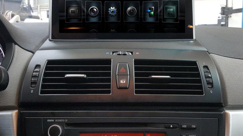 "Monitor 10.25"" cu Navigatie Android Dedicat BMW X3 E83 NAVD-X3 E83 Bluetooth GPS USB"
