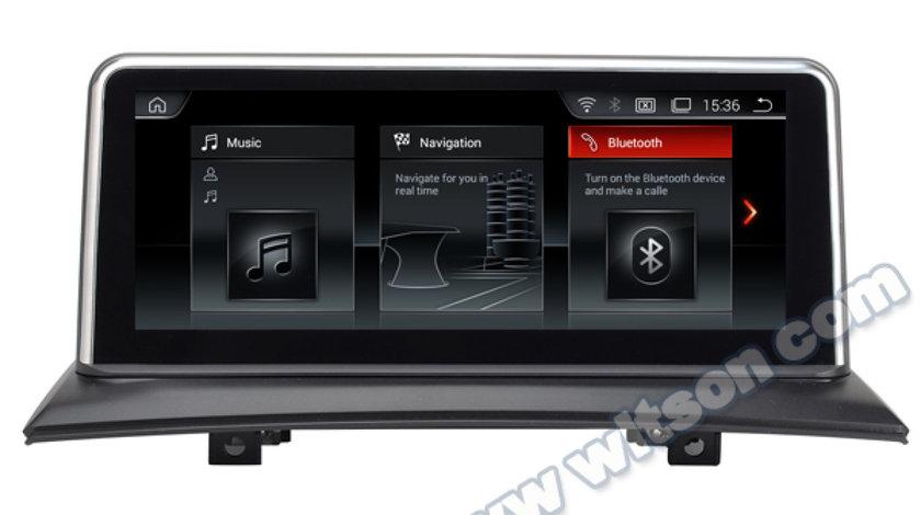 "Monitor 10.25"" cu Navigatie Android Dedicat BMW X3 E83 WITSON BL8283 Bluetooth GPS USB"