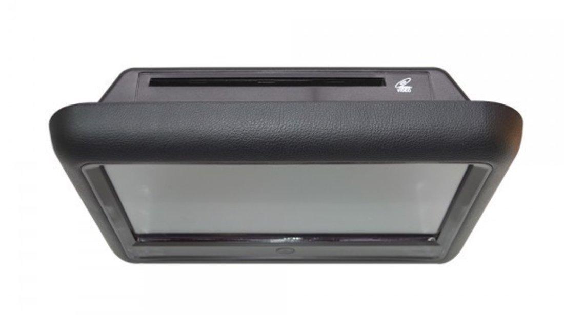 MONITOR AUTO TETIERA NEGRU ECRAN 9'' Audi A3 TOUCHSCREEN DVD PLAYER SD USB PNI DB900 HD
