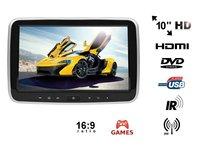 Monitor de tetiera de 10 inch, dvd, port usb incorporat, prindere pe bratele tetierei.