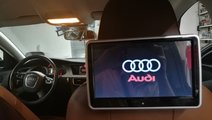 "MONITOR TETIERA CU ANDROID AUDI A4 TRAVELMATE 10"" ..."