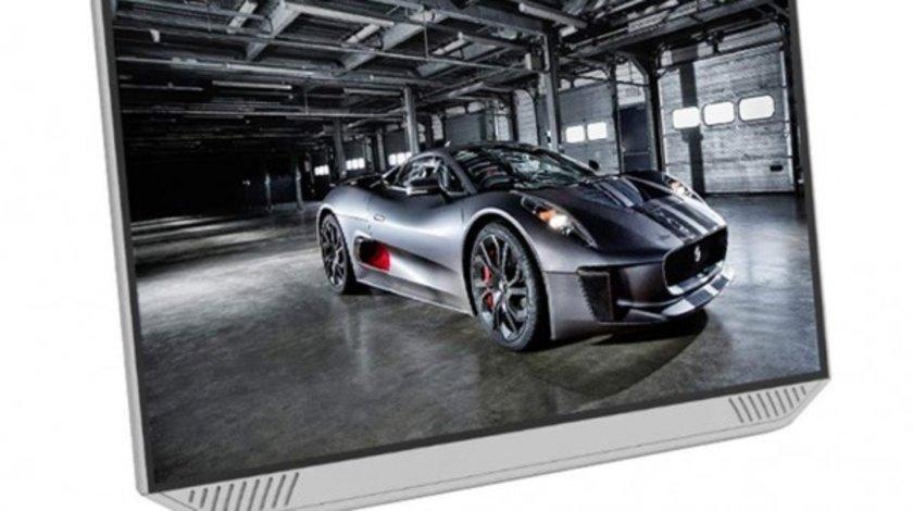 "MONITOR TETIERA CU ANDROID EDT-TRAVEL13.3 BMW"" HDMI USB SD 1080P 4K INTERNET WIFI LOGO BMW"