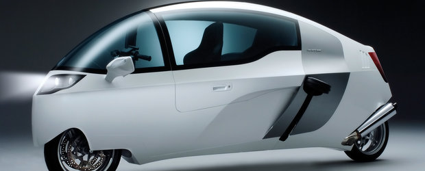 Mono Tracer Peraves, cel mai rapid autovehicul electric din lume