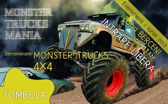 Monster Trucks Romania