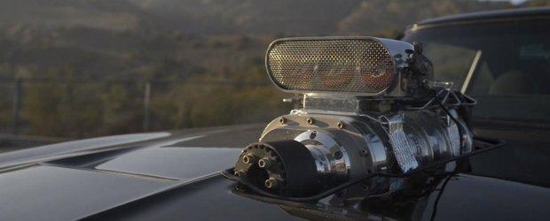 Monstrul lui Vin Diesel din Fast and Furious, luat la plimbare
