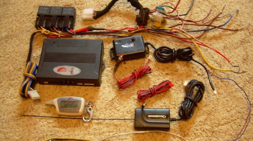 Montez montaj alarme sisteme audio casetofoane statii amplificatoare