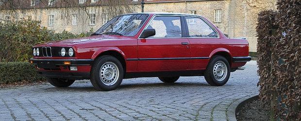 Mos Craciun exista: Un BMW E30 nou-nout e de vanzare in Olanda