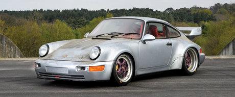 Motivul incredibil pentru care acest Porsche prafuit a costat 2,25 milioane de dolari
