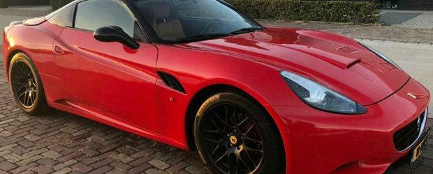 Motivul pentru care acest Ferrari din 2003 costa mai putin decat un Passat chel. POZE REALE