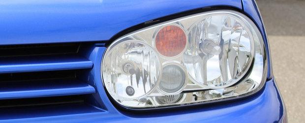 Motivul pentru care acest Golf 4 din 2004 costa aproape cat un BMW M4 nou-nout. POZE REALE