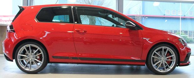 Motivul pentru care acest Volkswagen Golf s-a vandut cu aproape 60.000 de euro
