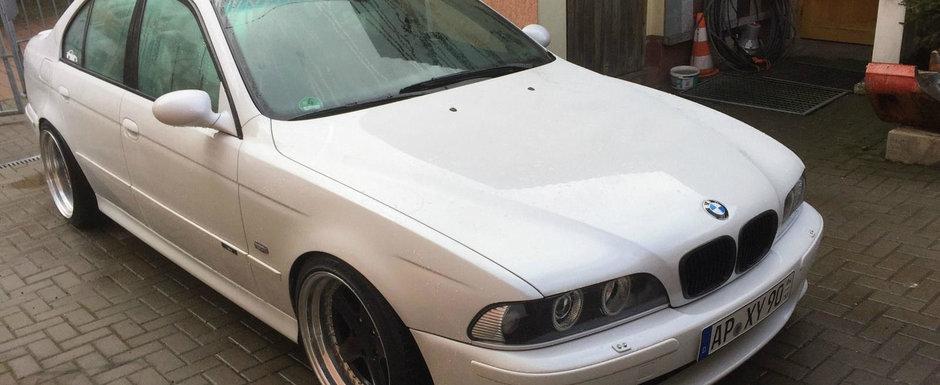 Motivul pentru care nimeni nu vrea acest BMW M5. De ce NU s-a vandut masina bavareza