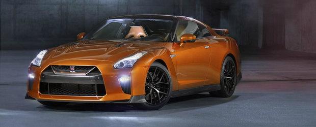 Motivul pentru care noul Nissan GT-R 2017 e una dintre cele mai exclusiviste masini ale planetei