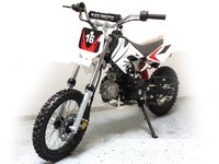 MOTO CROSS 125CC DIRT BIKE DB-612A J14 e-Starter JUNIORI