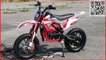 "MOTO CROSS 50cc midi DIRT BIKE J10"" OFERTA livrare..."