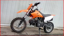 "MOTO CROSS BEMI 110CC DIRT BIKE - DB-502 J10"" elec..."
