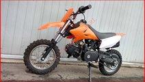"MOTO CROSS BEMI 110CC DIRT BIKE - DB-502 J10"" elec..."