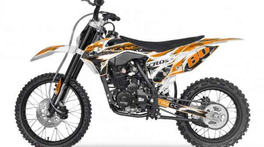 Moto Cross BEMI NITRO 250cc Off Road NEW Janta 19/16 pret REAL