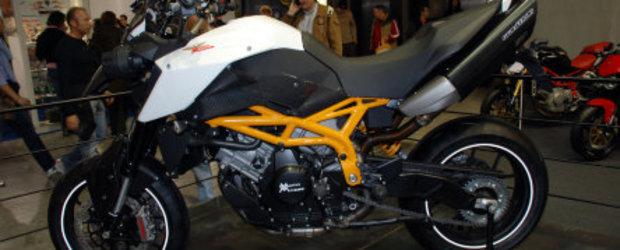 Moto Morini Granferro 1200: un supermotard in toata regula