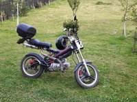 Motocicletă Sachs Madass