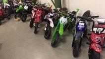 Motocicleta Dirtbike Nitro Hurricane 250cc , Impor...