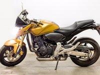 Motocicleta Honda CB 600F 2007