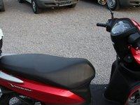 Motocicleta HONDA MKP NSC50