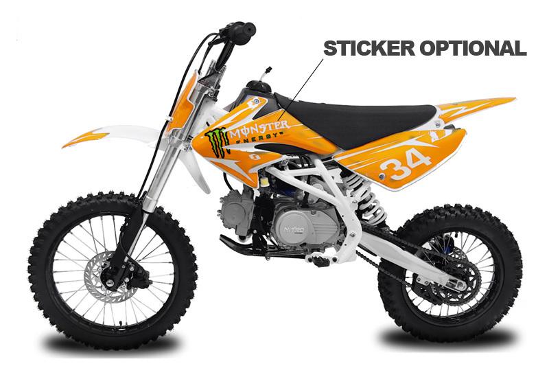 Motocicleta Nitro Thunter 150 17/14  Livrare Rapida