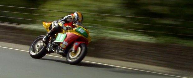 Motocicletele electrice de la Isle of Man
